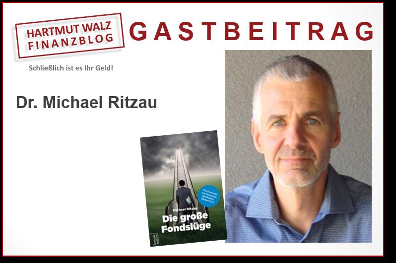Portrait Dr. Michael Ritzau