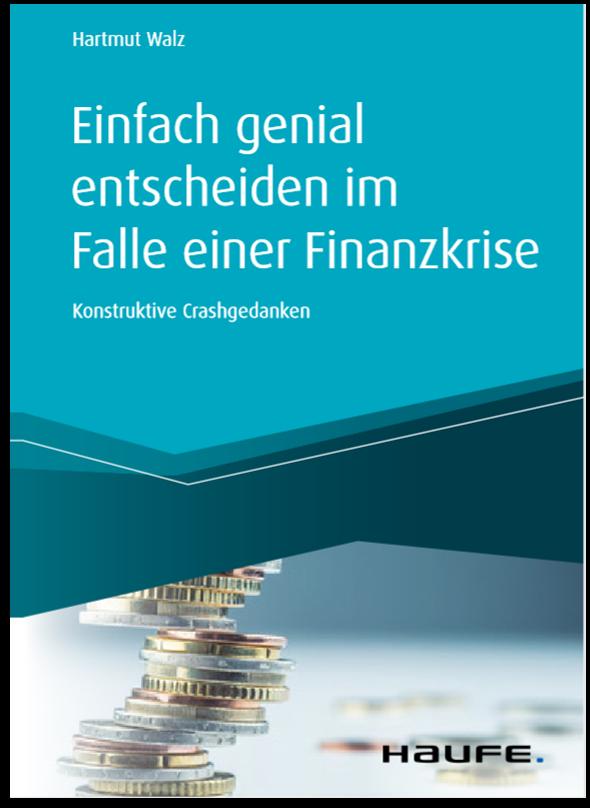Buch Einfach genial entscheiden im Falle einer Finanzkrise