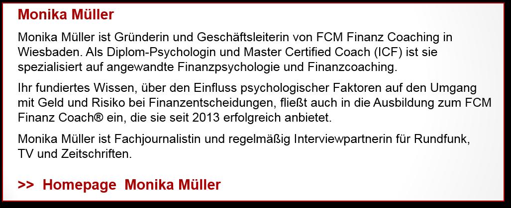 Profil Monika Müller