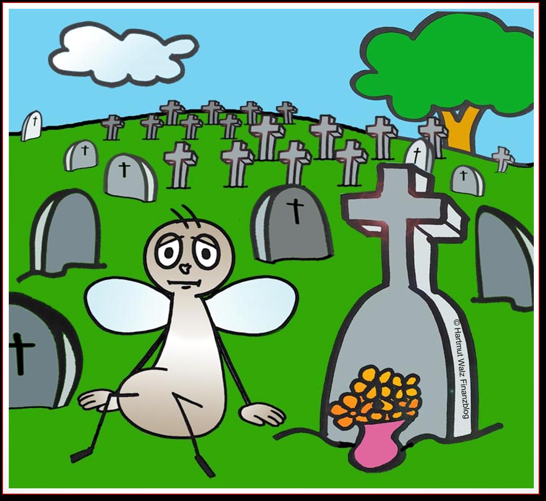 Friedhof der stummen Zeugen