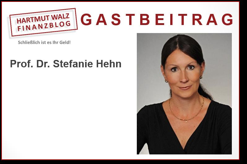 Prof. Dr. Stefanie Hehn