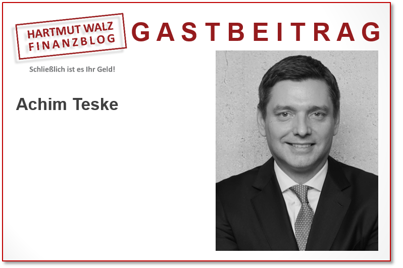 GASTBEITRAG ACHIM TESKE, MINT & COLLEGEN