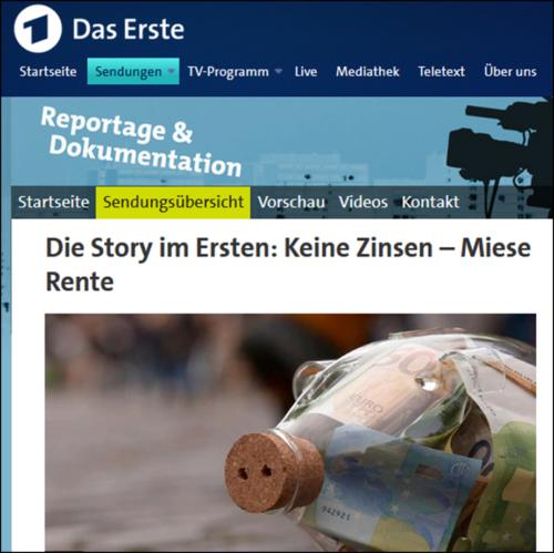 ARD Die Story von Michael Houben