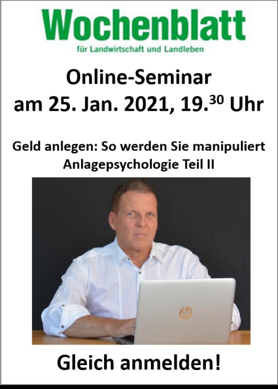 Wochenblatt-Seminar 25.01.2021