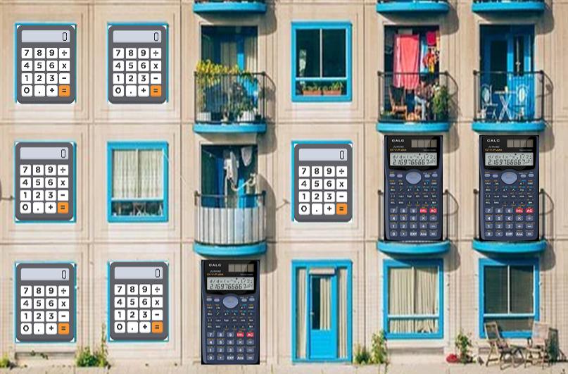 Nachgerechnet - Sind die Immobilienkäufer verrückt geworden?