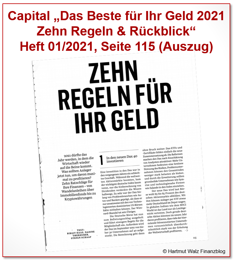 Capital Titelstory 01/2021