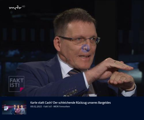 "MDR-Sendung ""Fakt ist"""