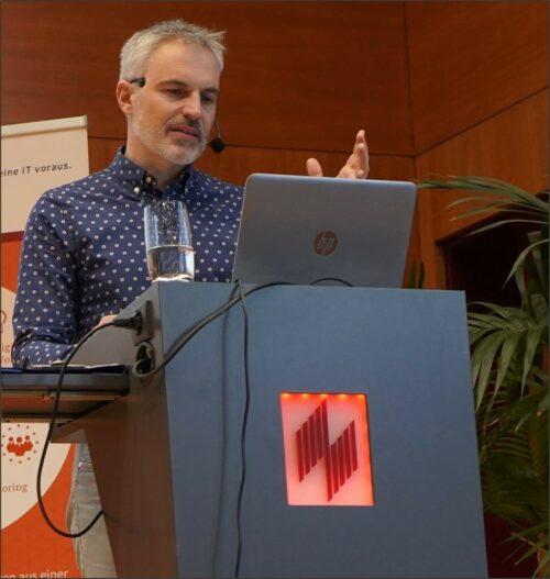 Dr. Gerhard Schick bei den 11. Finanzgesprächen