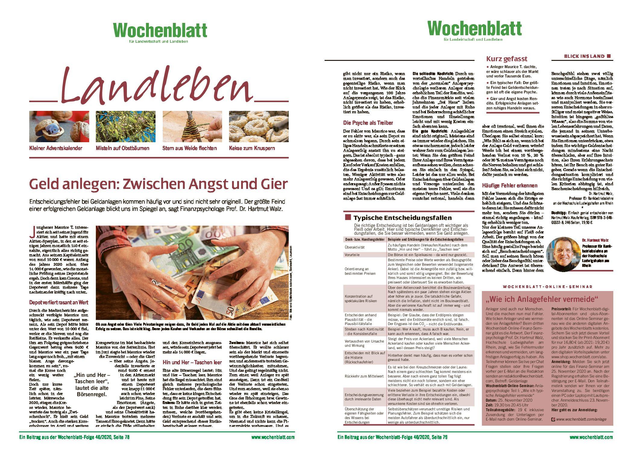 Wochenblatt 46-20
