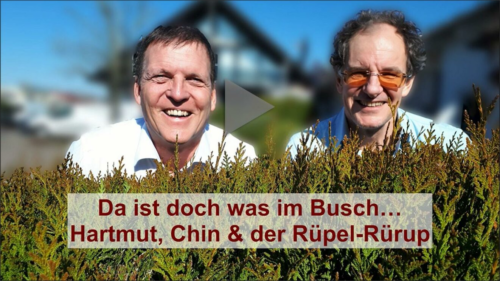 Hartmut, Chin & der Rüpel-Rürup